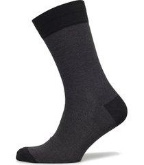 egtved socks, bamboo sockor strumpor svart egtved