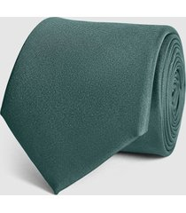 reiss aiden - silk tie in green, mens