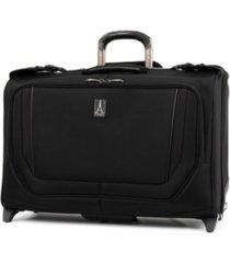 "travelpro crew versapack 22"" 2-wheel softside carry-on garment bag"