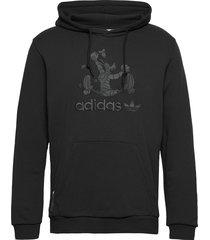 goofy hoody hoodie trui zwart adidas originals