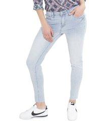 1119435-morion stripe boyfriend jeans