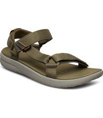 m sanborn universal shoes summer shoes sandals guld teva