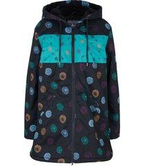 giacca patchwork svasata (nero) - bpc bonprix collection