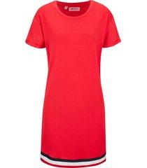 abito di jersey a maniche corte (rosso) - john baner jeanswear