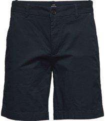 comfort pavel shorts bermudashorts shorts blå mads nørgaard