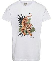 t-shirt t-shirts short-sleeved vit kenzo
