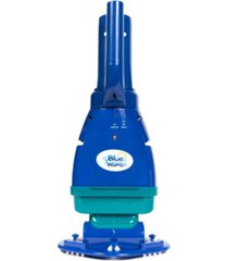 blue wave pool blaster fusion pv-5 hand-held lithium cleaner, 4 piece