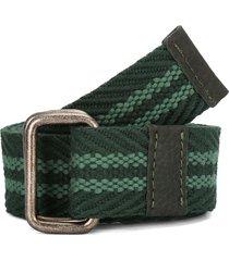 cinturón verde colore