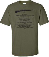 this is my rifle prayer full metal jacket gun control m14 men's tee shirt 896