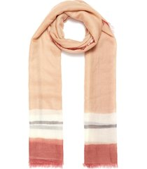'3 frames rosee' cashmere scarf