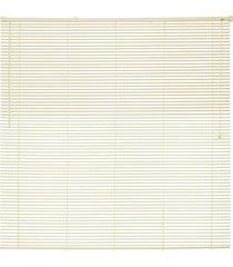 persiana horizontal em pvc premier 160x180cm bege