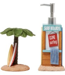 saturday knight ltd. paradise beach lotion dispenser bedding