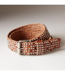 women's silver springs belt