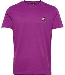 el antako tee t-shirts short-sleeved lila ellesse