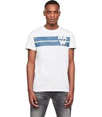 d17693 336 stripe tee t-shirt