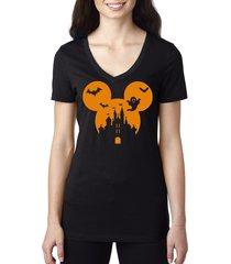 disney halloween shirt, mickey's not so scary halloween shirt, disney catle tee