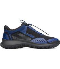 camper crclr, sneaker uomo, nero/blu/grigio, misura 45 (eu), k100482-013