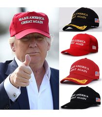 make america great again hat donald trump cap gop republican adjust mesh basebal