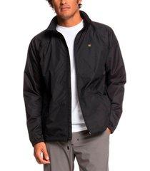 men's waterman shell shock water-repellent windbreaker jacket