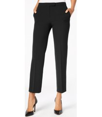 kasper petite straight-leg dress pants