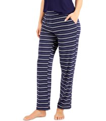 alfani essential pajama pants, created for macy's