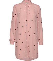 shirt overhemd met lange mouwen roze sofie schnoor