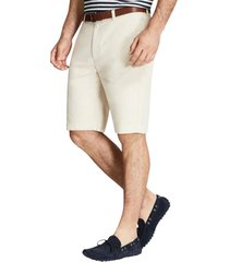 bermuda garment-dyed 10 beige brooks brothers