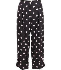 antonio marras viscose trousers