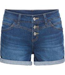 shorts di jeans (blu) - bodyflirt