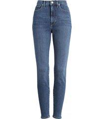 jeans highrise skinny azul banana republic