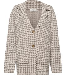 cradrine blazer blazers casual blazers zilver cream