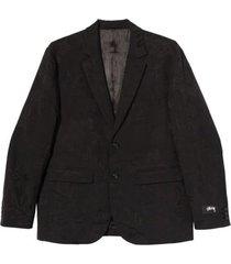 hawaiian jacquard short coat 115560