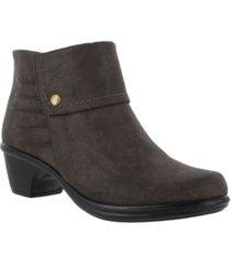 easy street jayden comfort booties women's shoes