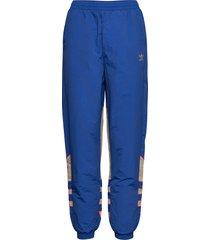 big trf tp sweatpants mjukisbyxor blå adidas originals
