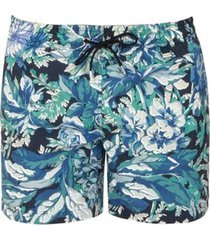 hom beach boxer, lagon navy