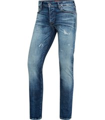 jeans jjiglenn jjicon jos 424, slim fit