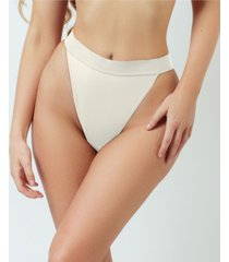 kilo brava super soft rib high leg women's thong