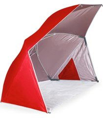 oniva by picnic time brolly beach umbrella tent