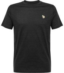 paul smith zebra black t-shirt psxd-011r