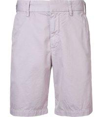 save khaki united bermuda shorts - pink