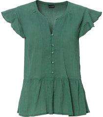 camicetta (verde) - bodyflirt
