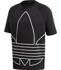 t-shirt big trefoil outline tee