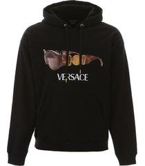versace medusa biggie hoodie