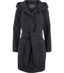 giacca lunga in simil lana (grigio) - bpc bonprix collection