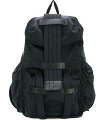 ktz multi-pocket backpack - black
