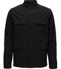 m. saul seersucker jacket dun jack zwart filippa k