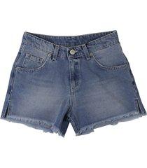 chiara ferragni denim shorts flirting shorts
