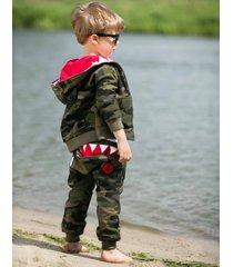 spodnie camo military