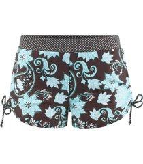 pantaloncini da mare con slip integrato (marrone) - bpc bonprix collection