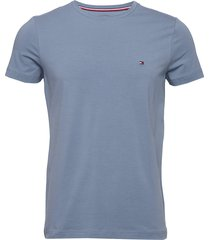 stretch slim fit tee t-shirts short-sleeved tommy hilfiger